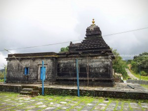 Betta Bhairaveshwara Prasanna Temple Side View