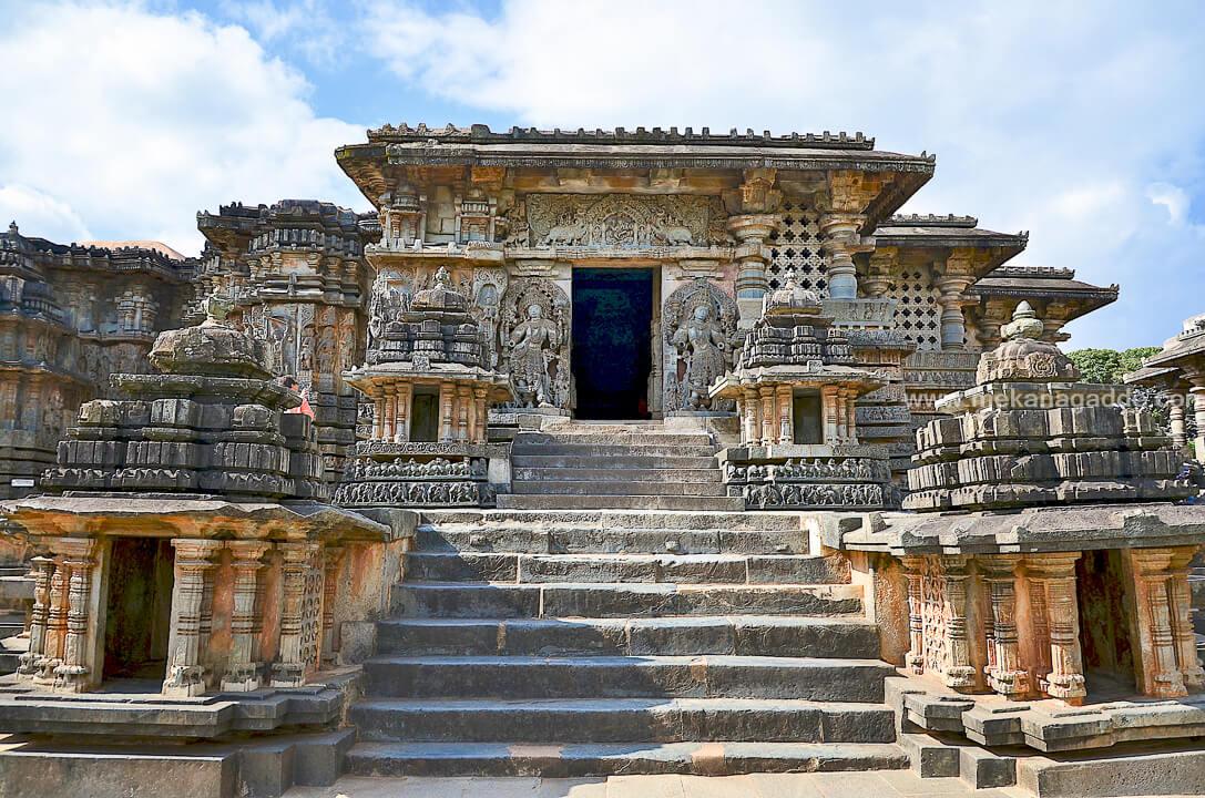 Halebidu - Mekanagadde Homestay