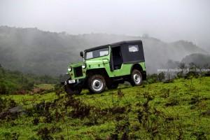 Mekanagadde Homestay Jeep