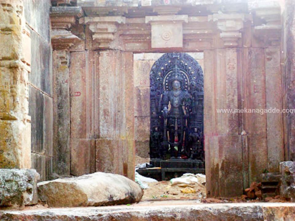 Hoysala Temple - Angadi, Mudigere