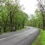 Western Ghat Bike ride