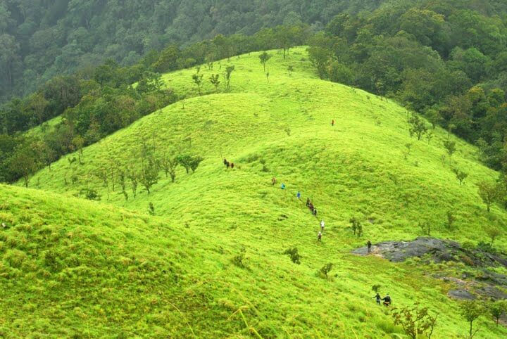 western Ghats hiking