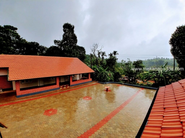 Aerial View of Homestay