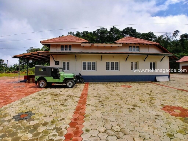 Heritage Homestay in Chikmagalur