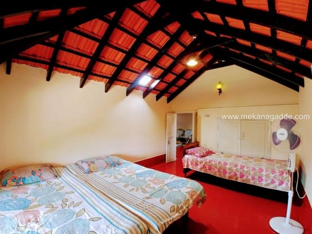 Mekanagadde Homestay Room 2 Pic 1