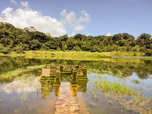 Kalabhairaveshwara Temple Pond Devaramane