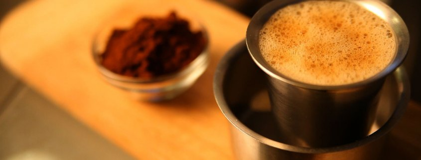 Filter Coffee Cup