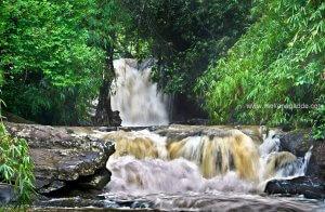 Magajahalli Waterfalls, Hanbal, Sakleshpur